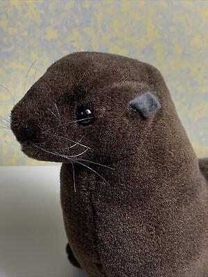 "Chinchilla Chauncey Plush Stuffed Animal 9/"" by Hansa Toys 5978 NEW with Tag"