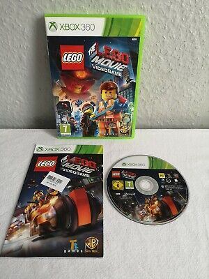 LEGO Movie Videogame (XBOX 360 Game)