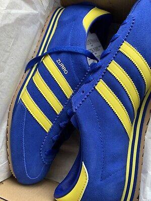 Adidas Zurro Spezial Spzl Uk 10.5   Dublin Berlin Stockholm Gt Mrn Lg Spzl Cp