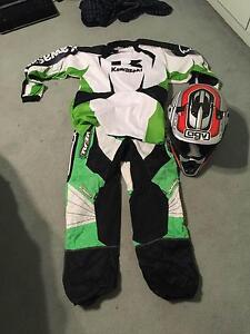 Dirt-Bike Trail-Bike Motorcycle Accessories Package AGV/Oneal Ormond Glen Eira Area Preview