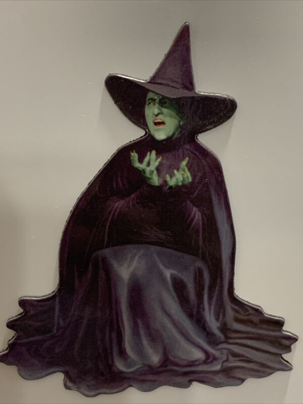 The Wizard of Oz Wicked Witch Melting Magnet Refrig MAGNET