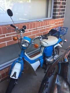 Suzuki Scooter in great condition
