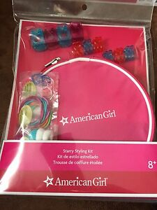 American Girl Starry Styling Kit