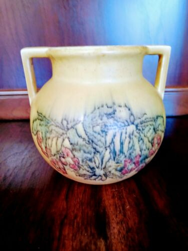 Antique Yellow Rookwood Art Pottery 2078