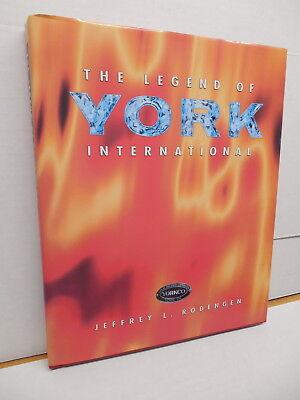 Legend York International Book Jeffrey Rodengen Washing Machines Refridgerators