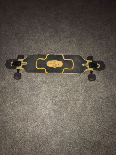 LOADED Longboard Skateboard Tan Tien Flex 3  39""