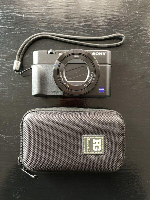 Sony RX100 Mark IV Camera (TOP MINT)