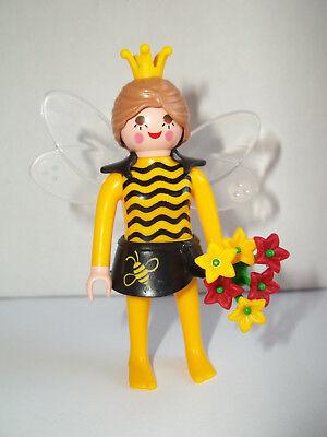 Playmobil,QUEEN BEE,FAIRY,Series #14 Figure