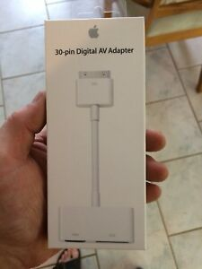 30 pin digital av adapter for apple