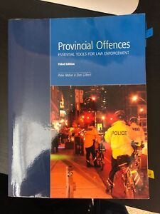 Provincial Offences - Third Edition