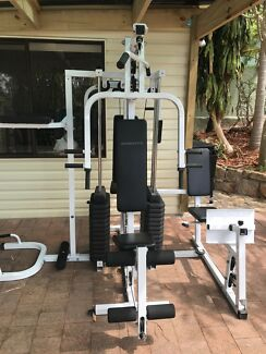 Iron master Home gym weights station