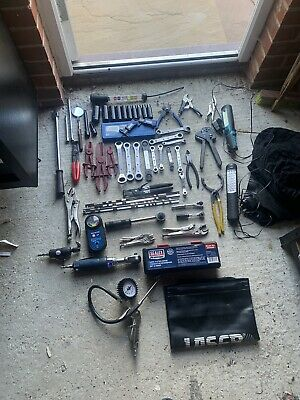 used garage equipment tools