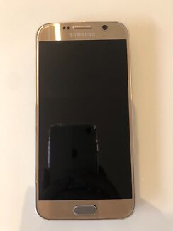 Samsung Galaxy S6 Android phone - AS NEW CONDITION
