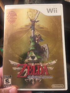 Zelda Skyward Sword Wii