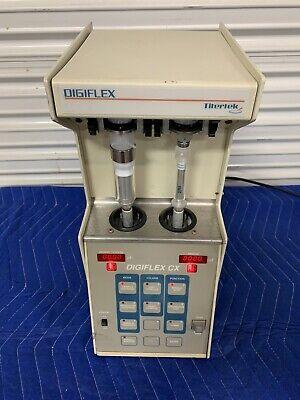 Digiflex Cx Titertek 33010 Automatic Dual Syringe Pump Pipette