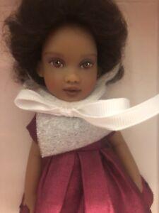 Tiny J Debut- Helen Kish--NRFB— Adorable Doll Brand New Kiss Sculpt 2018