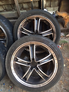 19 inch rims Thomastown Whittlesea Area Preview