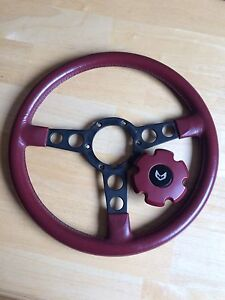 1970-1981 Trans-Am steering wheel