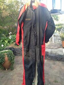 Dry rider wet weather one piece overalls Lyons Woden Valley Preview
