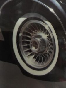 80's Lincoln Town Car rims with centers
