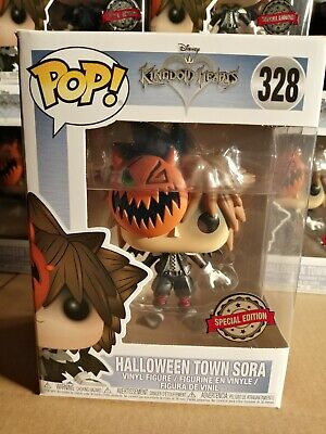 earts Halloween Town Sora Special EdItion (Kingdom Hearts-halloween Town Sora)