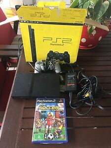 PS2 console + 1 game Beaudesert Ipswich South Preview