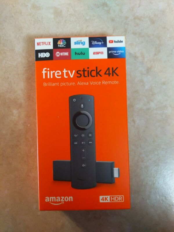 NEW Fully Loaded Fire Stick  4K - Comes fully loaded and also accepting requests