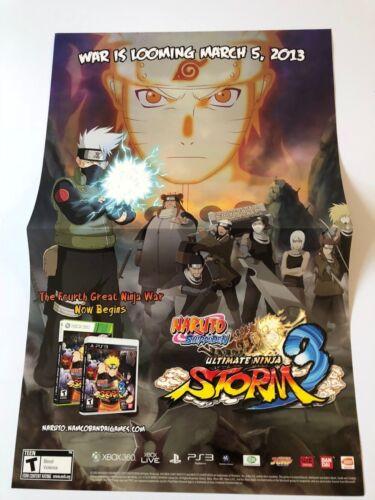 Naruto Poster - New