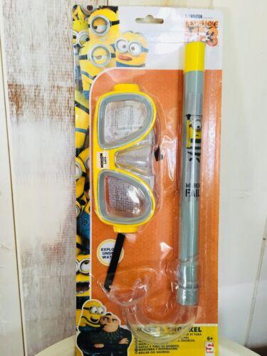 Schnorchel Set für Kinder  Tauchmaske  + Schnorchel Mi… |