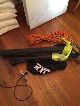 Ryobi leaf blower Milsons Point North Sydney Area Preview