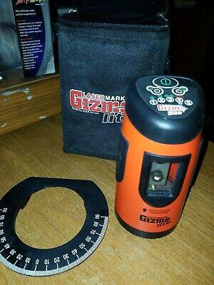 Cst Berger Lasermark Gizmolite Laser Level Tilting Crossing High Power