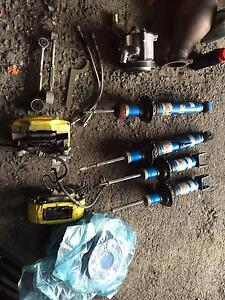 Mazda RX-7 FD Suspension brake parts rx7 cusco shocks calipers Cloverdale Belmont Area Preview