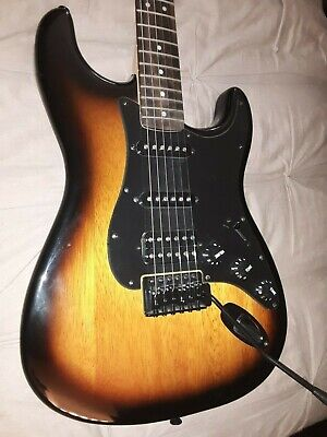 Fender Squire Bullet Stratocaster HSS Excellent Condition