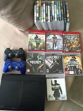 Barely used PS3 with 24 games including 7 Call of Duty Bondi Junction Eastern Suburbs Preview