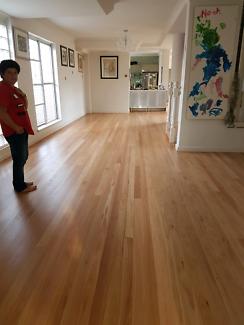 Floor sanding&polishing