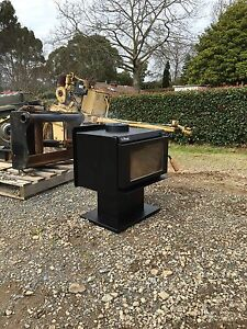 """""""Ultimate Radiant"""" Wood heater. A1 Condition!!! Monbulk Yarra Ranges Preview"""