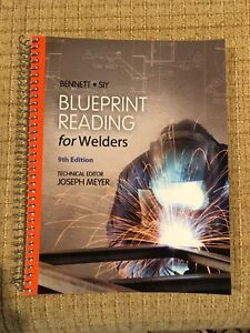 Blueprint reading kijiji in ontario buy sell save with blueprint reading for welders 9th edition bennett siy malvernweather Gallery