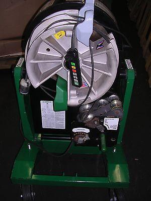 Greenlee 855 555 Quad Smart Conduit Pipe Bender 12-2 Emt Ridgid Imc Aluminum