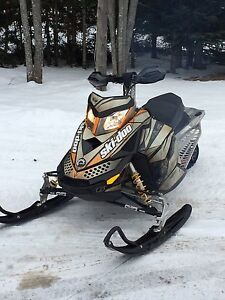 Looking to trade 2008 Mxz 800r for a renegade or summit