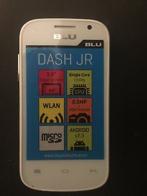 BRAND NEW ANDROID SMARTPHONE UNLOCKED GSM T-MOBILE BLU DASH JR