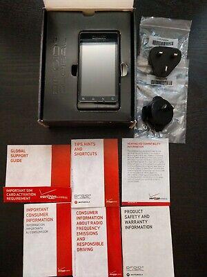 Motorola Droid 2 GLOBAL - 8GB - Black A956