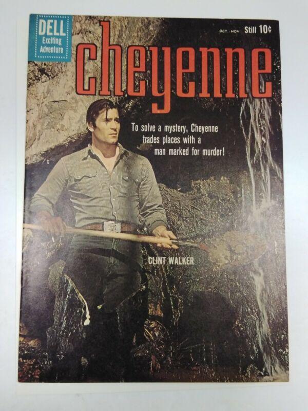Cheyenne  No. 18 Dell