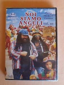 DVD-Film-NOI-SIAMO-ANGELI-vol-III-Bud-Spencer-P-M-Thomas-sigillato