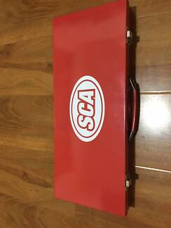 SCA 41 Pce Socket Set (As New)
