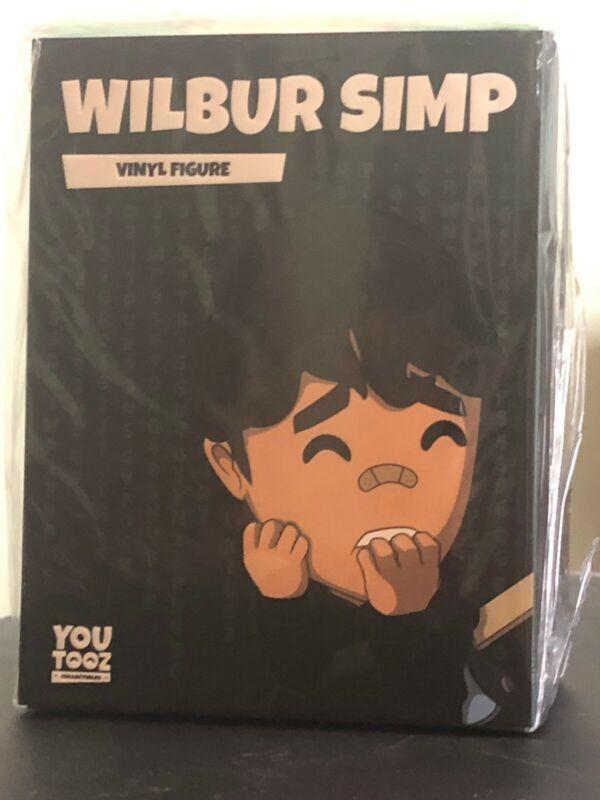 Wilbur Simp Youtooz Vinyl Figure 145 Dream SMP New