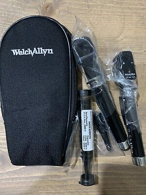 Welch Allyn Otoscope Opthalomscope Diagnostic Set 95001