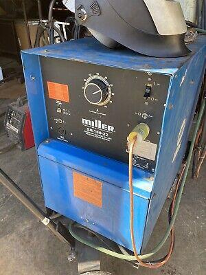 1 Used Miller Sr-150-32 Direct Current Welding Machine Complete
