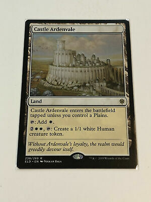 MTG - Rare - Castle Ardenvale (ELD) - NM Pack Fresh