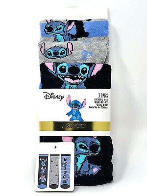 3 Paar Disney Lilo und Stitch Damen Socken - Disney Socken