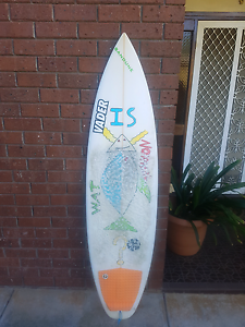 Vader Surfboard 6'0 Adelaide CBD Adelaide City Preview